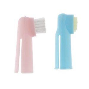 blister 2pz spazzolino denti cane gatto