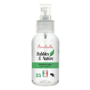 ferribiella dentifricio spray gusto anguria 100ml cane e gatto