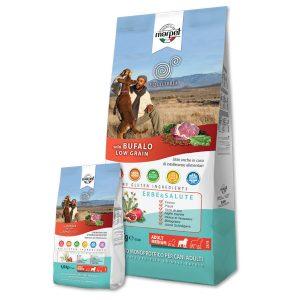 marpet equilibria bufalo mangire secco cane