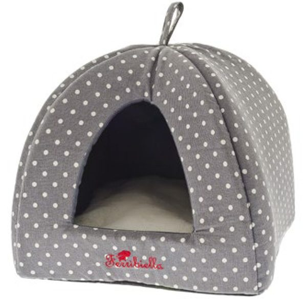 ferribiella igloo morbidoso 45x45x50cm gatto
