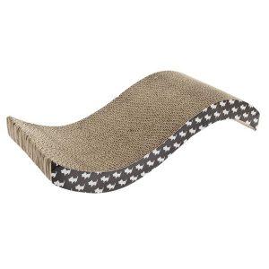 ferribiella tiragraffi cartone scivolo 54x22x11,5 gatto