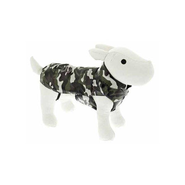Ferribiella impermeabile camouflage 27cm cane