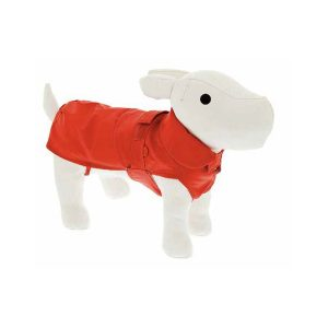Ferribiella impermeabile classic rosso 27cm cane