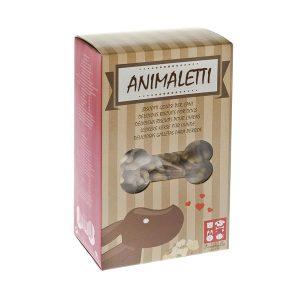 Ferribiella_snack_cibo_cane_animaletti_400gr_scatola