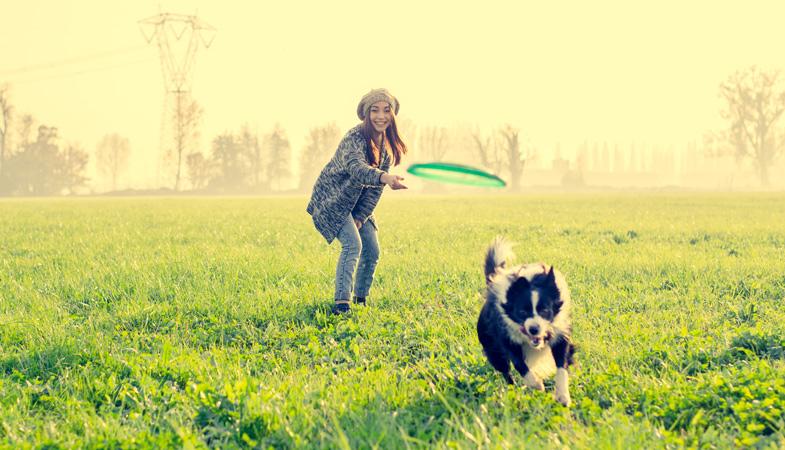 Come non fare figuracce al parco col cane