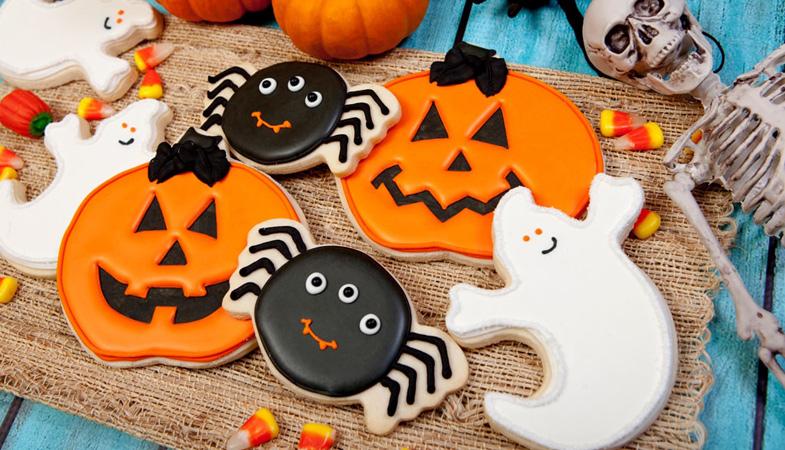 2 ricette per biscotti canini di Halloween