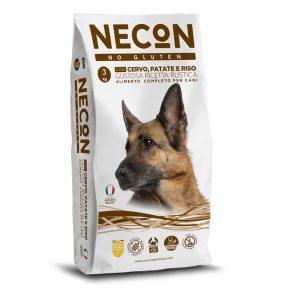 Necon_Cane_No_Gluten_Cervo_Patate_Riso