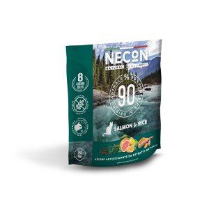 Necon_Gatto_Adulto_Salmone_Riso_400gr