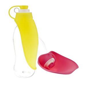 Ferribiella Bottiglia Ciotola Foglia