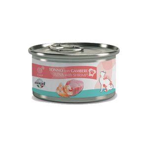 Marpet-Chef-gatto-umido-tonno-gamberi-80gr