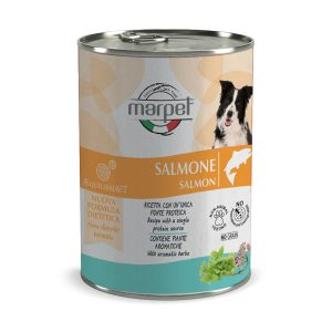 marpet equilibria salmone mangiare umido cane