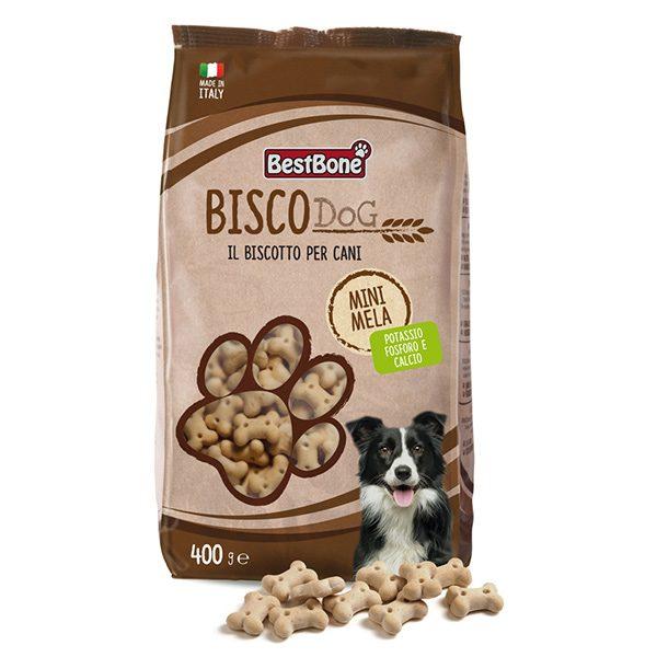 BestBone Biscotti snack Mini Mela 400gr