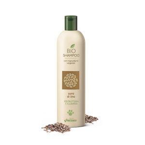 Bio shampoo semi di lino Record